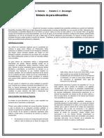 Práctica 8-Síntesis de Paranitroanlina