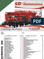Catalogo de Peças PP Solo Monotolva