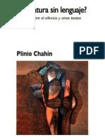 Plinio Chain - Literatura Sin Lenguaje
