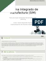 sistema integrado de manufactura sim-110326202016-phpapp01