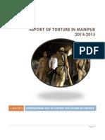 Manipur Torture Report 2015