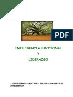 Inteligencia Emocional y Liderazgo