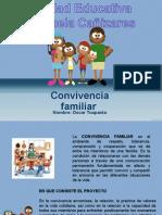Proyecto Convivencia Familiar