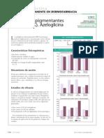 Nuevos Despigmentantes Cutáneos (IX). Azeloglicina1