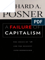 Posner - A Failure of Capitalism