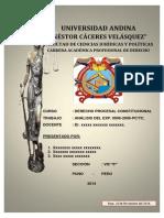 Trabajo Exp. 006-2006tc Conflicto de Competencia Presentar