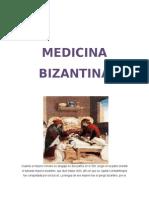 Medicina Bizantina