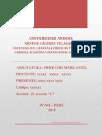 Derecho Mercantil-CONTRATO SOBRE LA PROPIEDAD INDUSTRIA