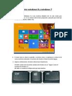 Diferencias Windows 8 y Windows 7