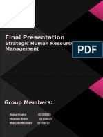 SHRM Final Presentation 1