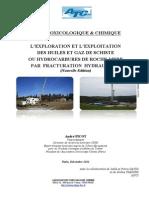 Bilant Toxicologic Si Chimic Fracturare Franta