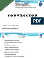Clase de Conveccion