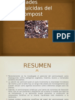 Propiedades Bioplaguicidas Del Vermicompost