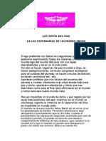 14-SERA POSIBLE UN MUNDO EGO DE DICHA Y PAZ?