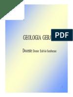 Geologia Geral - Parte I a Pol-1