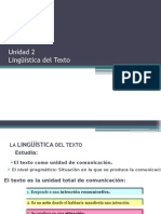 01 Linguistica Del Texto