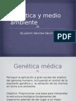 Genética y Medio Ambiente