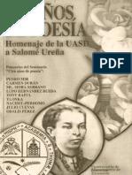 Varios Autores - 100 Anos de Poesia. Homenaje a Salome Urena