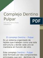 complejo dentino pulpar