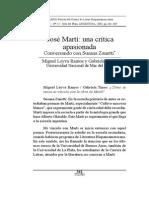 Reportaje a Susana Zanetti, 2003