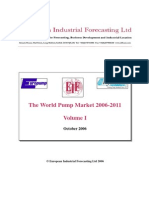 World Pump Market Report