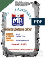 LA CORRIENTE LIBERTADORA DEL SUR.docx