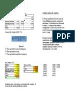 Cálculo de Bdi
