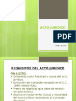 Fin Licito