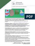Patologias Del Pie - Ortesis Plantares