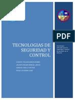 Tecnologia Usadas Para La Seguridad y Control de Pérdidas en El Almacen