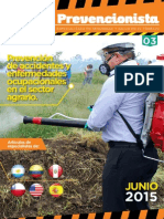Revista El Prevencionista 3era Edición