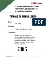 Investigacion sobre Flip Flop y sus componentes