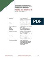 Guia ETS - Teoría Del Control 2