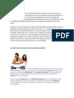 Fisiopatologias Del Estimulo Sexual