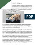 Aviary Photo Editor Android De Espana