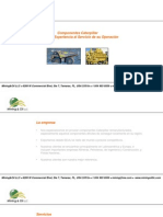 Mining&Oil LLC - Componentes Caterpillar