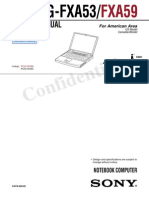 Sony Vaio Repair Manual