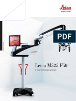 Leica M525 F50 Brochure Es