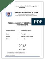 Universidad Nacional de Piura-petrologia