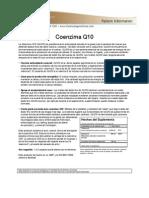 Coenzima Q10 Spanish