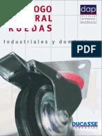 Ruedas Duccase