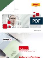 Presentacion Adecco Online - Empleados_DHL EXPRESS