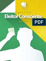 TSE EJE Cartilha Eleitor Consciente 2014