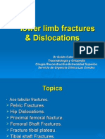 Lower Limb Fractures