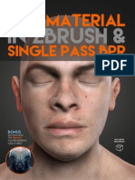 A Guide to Skin Material With ZBrush and Single Pass BPR PabloMunozG
