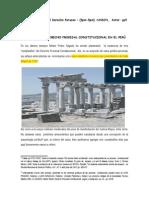 Historia Del Derecho Constitucional 2015