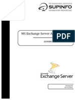 00 - Exchange Server Administration - Activity