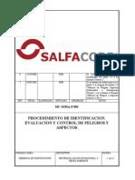 MC-SSMA-P-002 Identificación, Evaluación y Control de Peligros y Aspectos Rev. 7