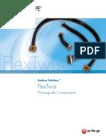 Wireless Flex Twist Waveguide BR-105349