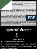 asertif